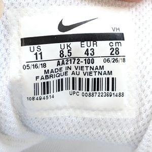 Nike Shoes - Nike Tessen White/Black Women's 11